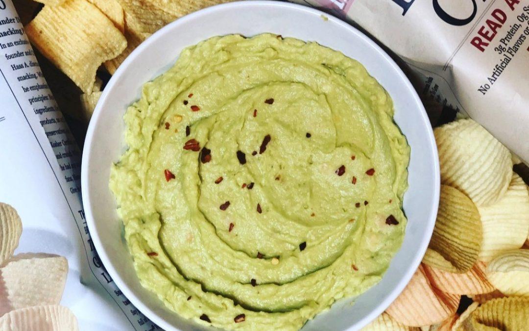 Avo-Hummus Dip