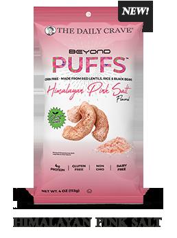 Himalayan Pink Salt Puffs